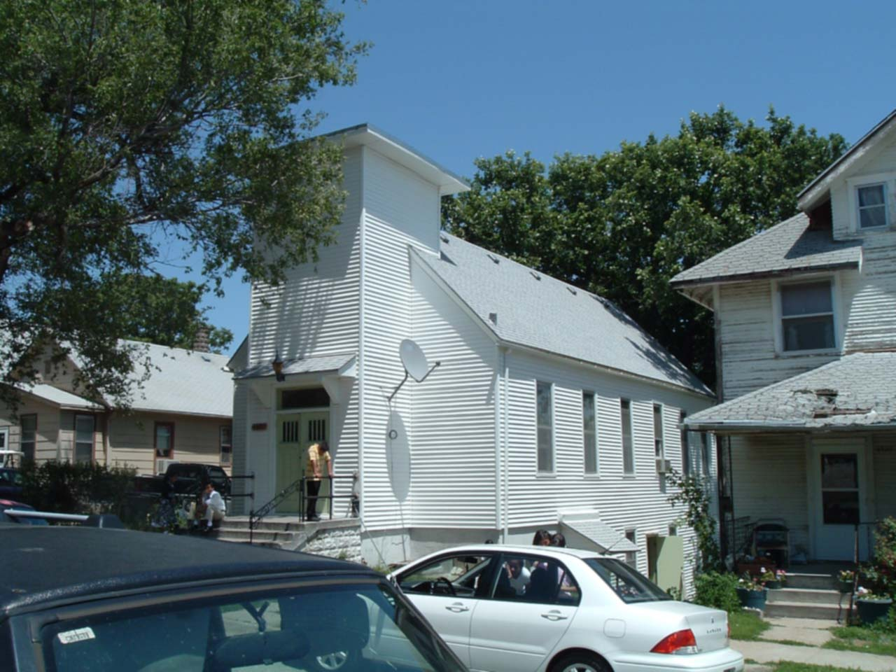 2nd Swedish Baptist, Omaha