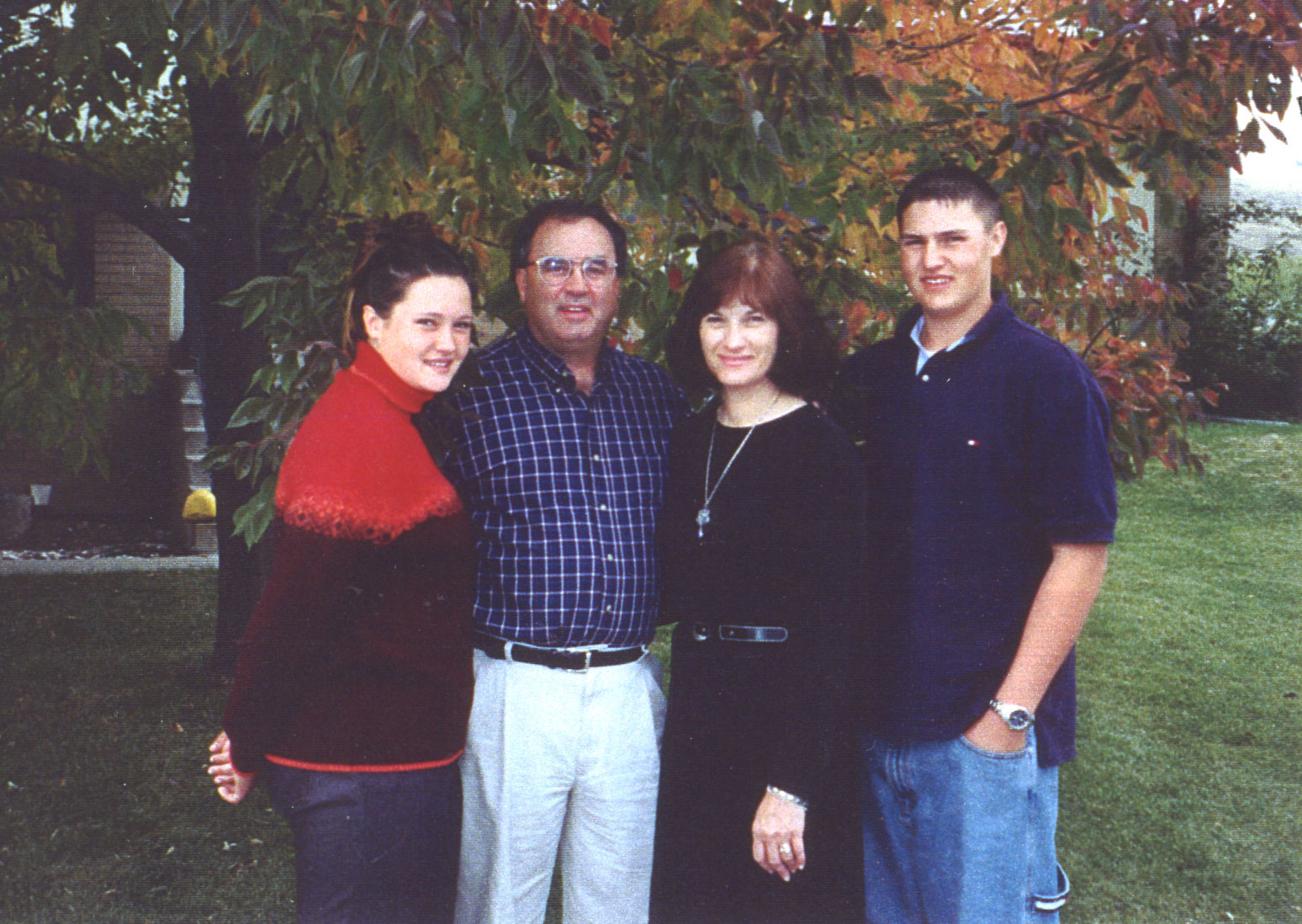 Heidi,Tom,Nancy,Derek Roach